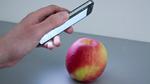 Smartphone-App blickt in Objekte hinein