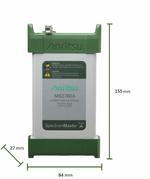 Spektrumanalysator MS2760A von Anritsu mit Abmessungen