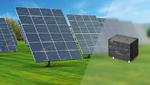 Hochstrom-DC-Relais für Solarpanels