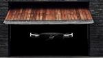 Volvo XC60 in der Garage
