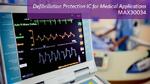 Schutzbaustein für medizinische Anwendungen