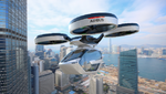 Das Airbus-Flugtaxi 'Pop.up'