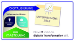 Ohne IT steht die digitale Transformation still