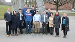Beteiligte Forscher beim Auftakttreffen an der Universität Lund.