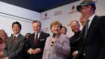 Angela Merkel gegen bedingungsloses Grundeinkommen