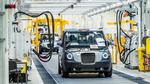 London-Taxi fährt elektrisch
