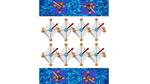 Magnetische Kristalle - flüssiger als Wasser