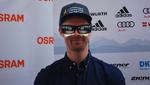 LED-Lichtbrille macht Sportler fit