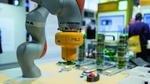 Alles für die sichere Mensch-Roboter-Kollaboration
