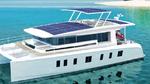 Solar-Hybrid-Yachten mit großer Reichweite