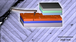 Perowskit-Solarzellen aus Bleihalogeniden am KIT.