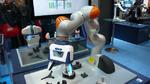 Kollaborative Robotik auf der Hannover Messe 2017