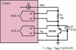 Temperaturmessschaltung  / Linear Technology