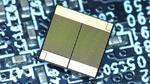 Monolithisch integrierte 600-V-GaN-Halbbrücke