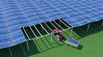 Neues Freiflächensystem reduziert Materialkosten