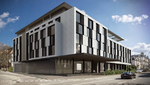 Designer-Hotel mit moderner Gebäudeautomation