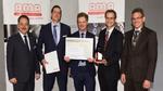 Auszeichnung für HF-basierten Partikelfiltersensor