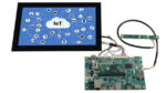 IoT-Starterkit mit 10-Zoll-TFT-Display