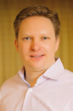 Martin Tantow, General Manager EMEA bei Kii