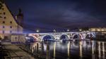 Leuchtende Brücke und 1000 neue Jobs