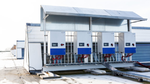 Hollands größtes Solardach in Betrieb