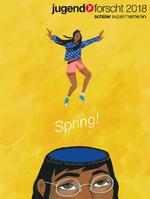 Plakat von Jugend forscht 2018