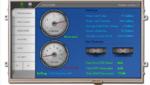 10-Zoll-TFT-Display nun auch mit PCAP-Touch