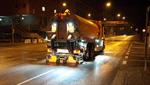 Intensive Straßenreinigung hilft gegen Feinstaub-Entstehung