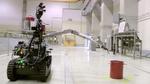 Roboter beweisen sich im Atomkraftwerk