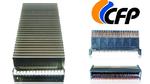 Steckverbinder für 400 GBit/s-Ethernet