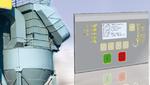 Filtersteuerung für den Schalttafeleinbau