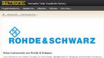 Batronix vertreibt Rohde&Schwarz-Messgeräte