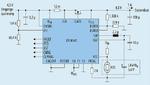 4,5-V-Backup-Versorgung mit PFI-Schwelle bei 4,22 V