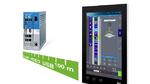 Dezentrales HMI-Panel mit Steuer-PC
