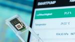 Smartphone misst Feinstaubbelastung