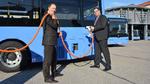 Zwei Elektrobusse für die Münchener Busflotte