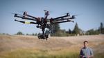 Drohnen-Kamera mit dualem Sensor