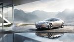 BMW präsentiert das Elektromodell Vision Dynamics.