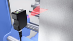 Multifunktionale Lichtschnittsensoren