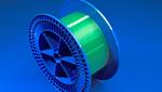 Schwer brennbare optische Fasern