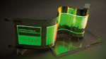 Flexible OLED auf Edelstahl