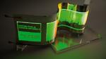 Edelstahl statt Glas als Substrat für OLED