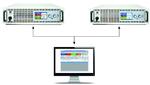 Netzgeräte und elektronische Lasten fernsteuern