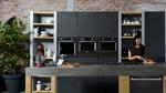 Küchen-Innovationen in barocker Atmosphäre