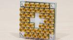 Supraleitender 17-Qubit Testchip für Quantencomputer
