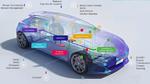 NXP hat mit der S32 eine neue Prozessor-Plattform für die Steuerung und das Daten-Processing im Fahrzeug entwickelt.