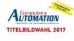 Titelbildwahl 2017 der Computer&AUTOMATION