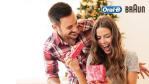 Weihnachtsgeschenke Oral-B & Braun...