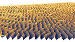 Prägelithografie für 1-nm-3D-Strukturen