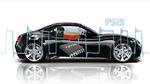 Magnetischer Positionssensor mit PSI5-Schnittstelle